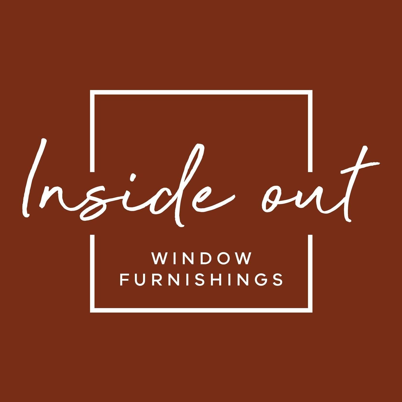 Inside Out Window Furnishings Logo