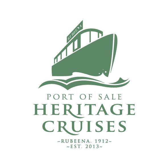 Port Of Sale Heritage Cruises Logo