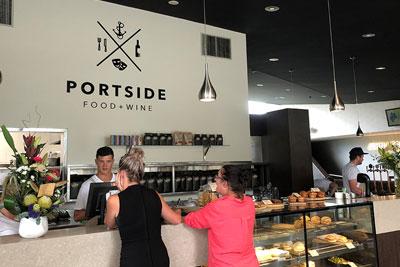 Portside Food & Wine Cafe