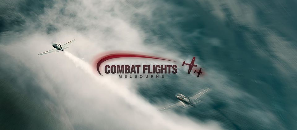 Combat Flights Melbourne Logo