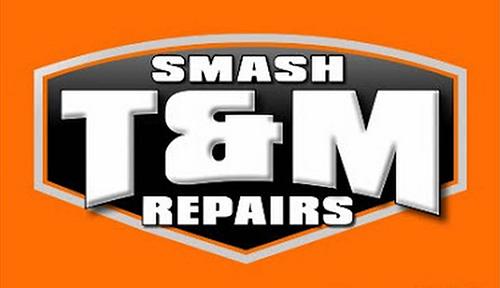 T&M Auto Repairs Logo